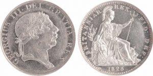 British Platinum Coin