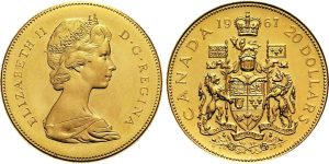 Canadian Commemorative Gold Coins