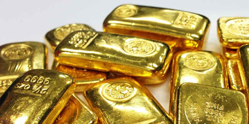 We buy gold bars and ingots