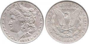 We buy silver dollar