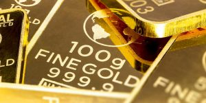 We sell minted gold bars and bullion
